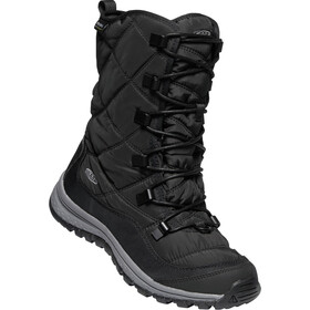Keen Terradora WP Lace Boots Women black/steel grey